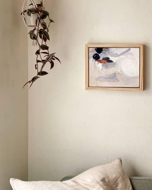 Paintings by Quinnarie Studio - River Stones
