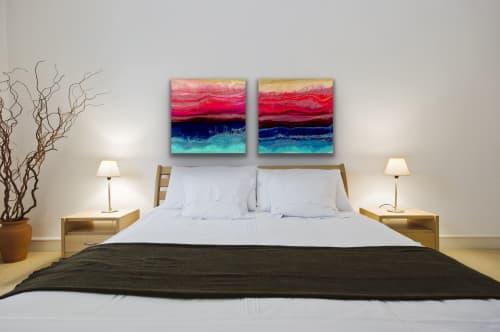 Treasures of Bali, 1 & 2   Paintings by Melissa Renee fieryfordeepblue  Art & Design   Salon Platinum - Aliso Viejo, Orange County, CA in Aliso Viejo
