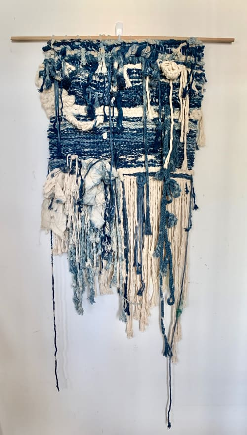 Wall Hangings by Stephanie Echeveste - Thunder Mountain, Valley Wandering