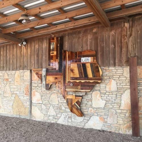 Salt Lick Forever | Art & Wall Decor by Art by Brian Phillips | Salt Lick BBQ in Driftwood