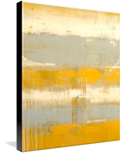 Published art in Color Made Easy & Refresh magazine. Art titled: Yesterdays Wish | Paintings by ERIN ASHLEY