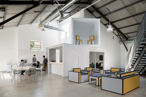 Architecture by FreelandBuck at Hungry Man Productions, Los Angeles - Architectural Design