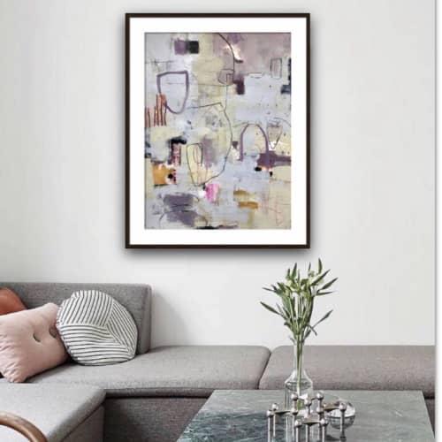 Alice's Wonderland | Paintings by Shellie Garber