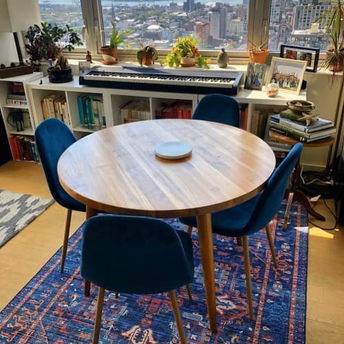 Orbit + Reef Quad Dining Table | Tables by From the Source