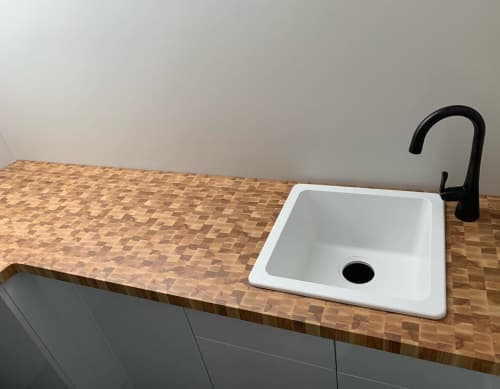 Furniture by Mozack Wood - Bar Top