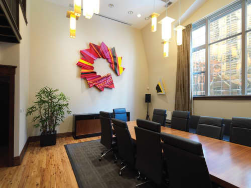 Never complete   Art & Wall Decor by Michael Finnegan   Metropolitan Capital in Chicago
