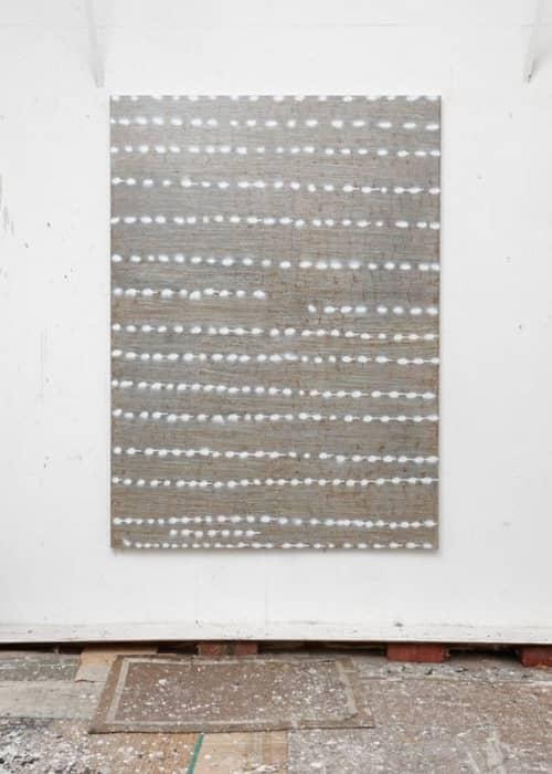 White Chain 2013   Paintings by Terri Brooks
