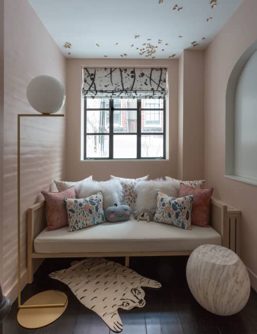 Pillows by Homenature at Private Residence, Greenwich Village, New York - Pillows