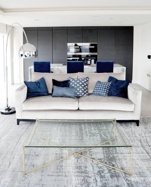 Interior Design by Carmen Vontrueba at Chelsea Creek, London - Interior Design