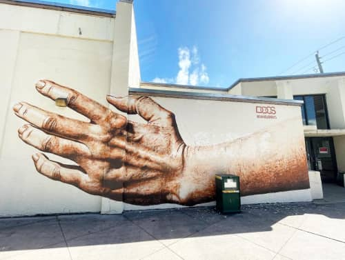 Reach | Murals by Daniela de Castro Sucre