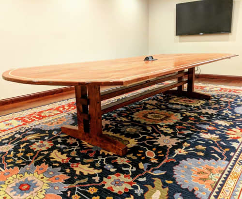 Conference Table | Tables by Ney Custom Tables : Design and Fabrication | University of Kentucky in Lexington