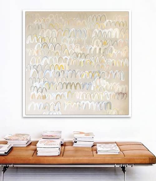 'MURMURATiON'   Paintings by Linnea Heide contemporary fine art