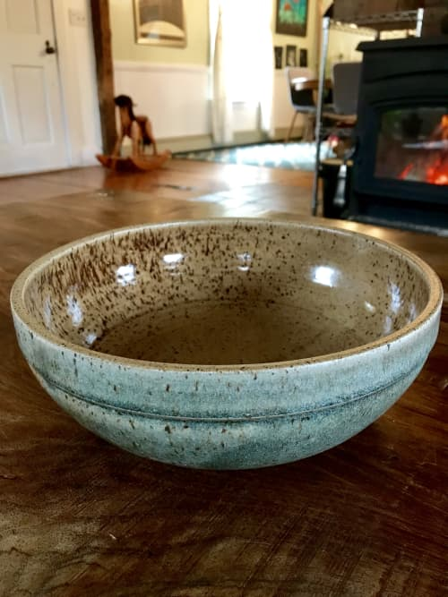 Biscuit Bowl | Tableware by Honey Bee Hill Ceramics