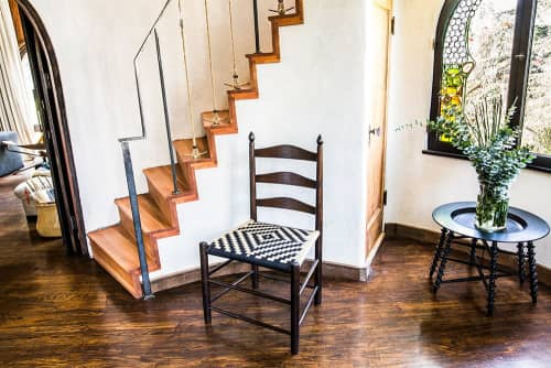 Chairs by Brawley Made seen at Private Residence, Los Angeles - California Shaker Chair