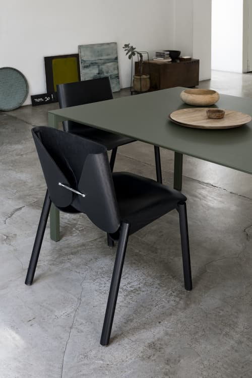 Chairs by Bartoli Design seen at Private Residence - 1085 Edition