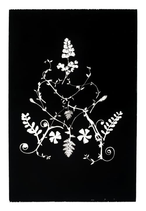 Botanical Collage II | Art & Wall Decor by Erik Linton