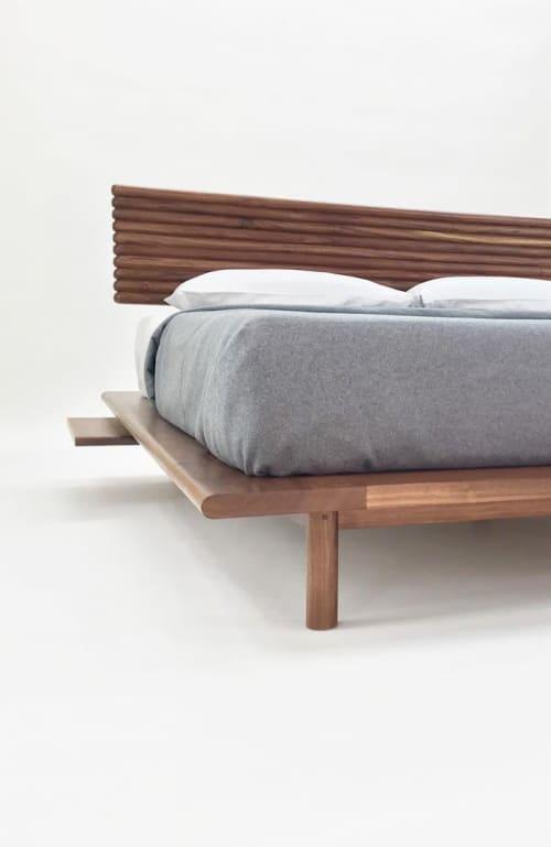 Custom Bed   Beds & Accessories by Trey Jones Studio