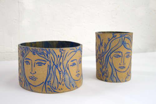 La Femme | Vases & Vessels by Heidi Lanino