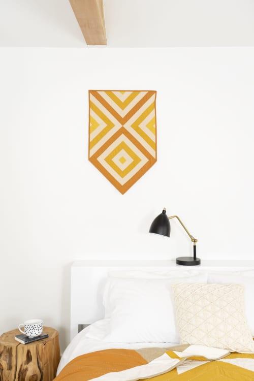 Atascadero Wall Hanging   Wall Hangings by Vacilando Studios