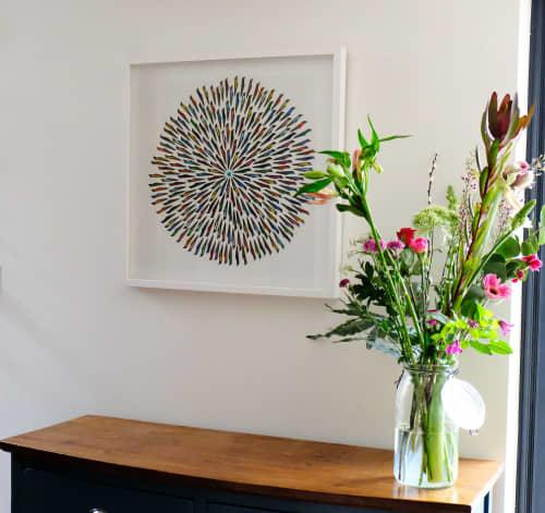 Art & Wall Decor by Lene Bladbjerg seen at Private Residence, London - Sharpy