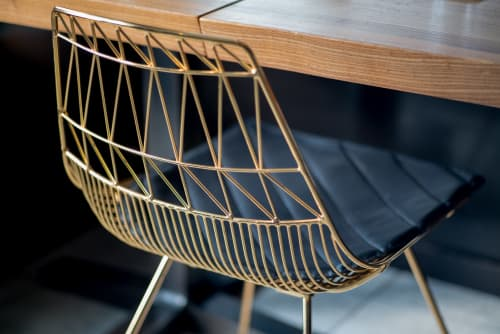 Lucy Side Chair | Chairs by Bend Goods | Trois Mec in Los Angeles