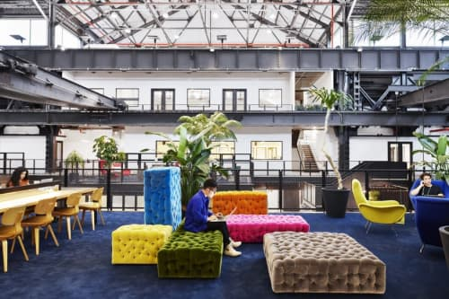 Tufted Furniture Pieces | Couches & Sofas by Gaetano Pesce | New Lab in Brooklyn