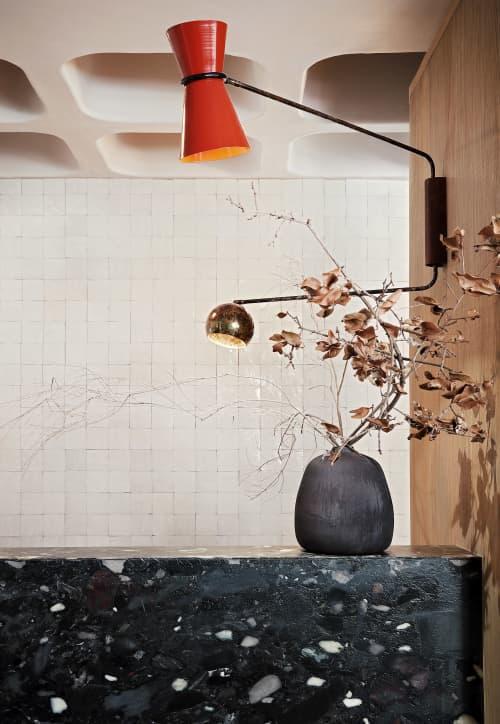 Sconces by STUDIO 19 - Pointsman Lamp