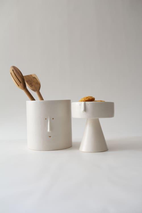 Tableware by Kristina Kotlier - Uri Utensil Holder