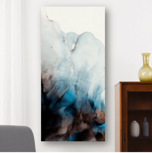 'OYSTER V' | Paintings by Christina Twomey Art + Design