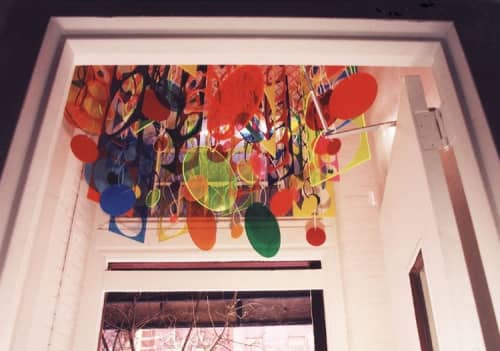 "Public Art by Elizabeth Riley Projects - PS 122 ""Hallway Project"""