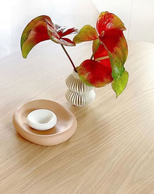 Amoeba Bowl   Tableware by Tina Frey