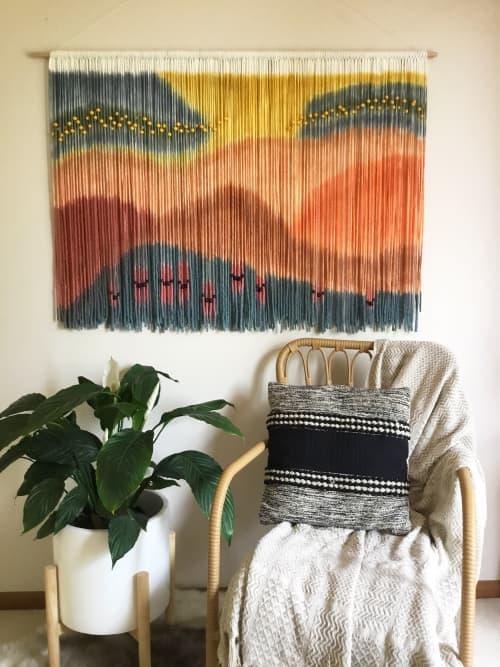 STURT DESERT PEA | Wall Hangings by Wallflowers Hanging Art