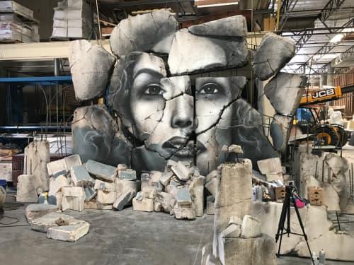 Hope Rises Art Installation   Public Sculptures by Shane Grammer Arts
