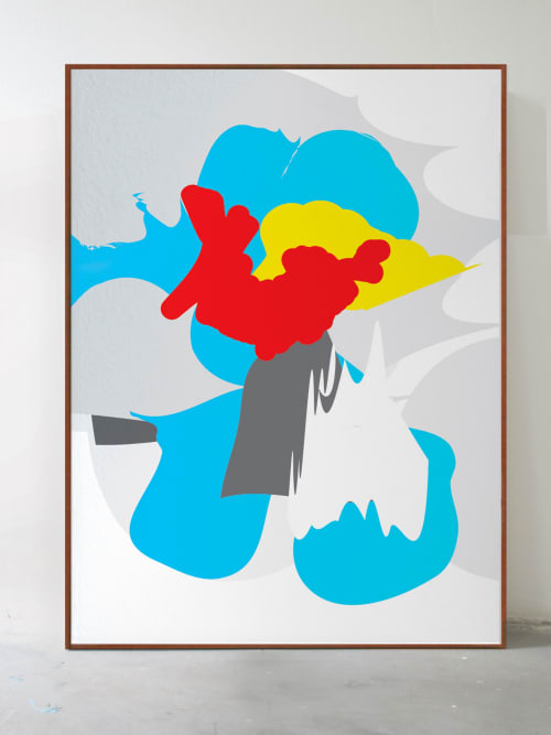 Acrylic on canvas   Paintings by Defi Gagliardo