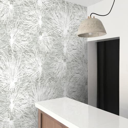 Wallpaper by Jill Malek Wallpaper - Anemone   Wetstone