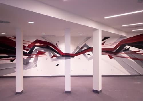Indoor Mural | Murals by Steven Anderson Art | Oakland in Oakland
