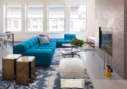 Pillows   Pillows by Casamance   Private Residence, Chelsea in New York