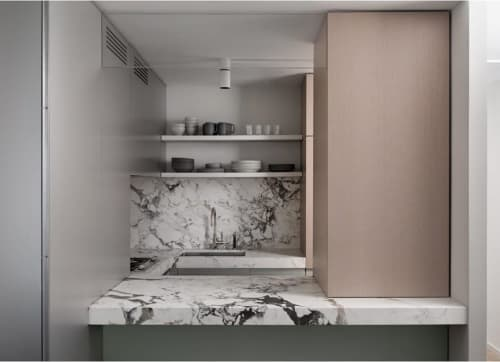 Breccia Capraia | Tiles by ABC Stone | Lotte New York Palace in New York