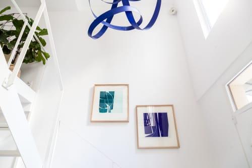 Limited Edition Aquatints, Covers Series, 2017 | Art & Wall Decor by Joanne Freeman | Amelie, Maison d'art - Art Room in Paris