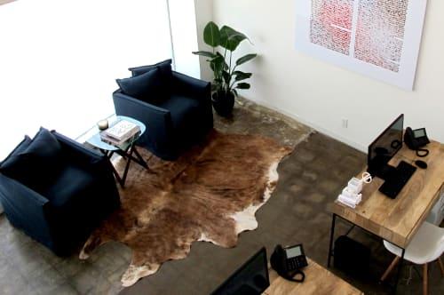 Interior Design by Gala Magrina Design seen at Krupp Group, Los Angeles - Krupp LA Showroom