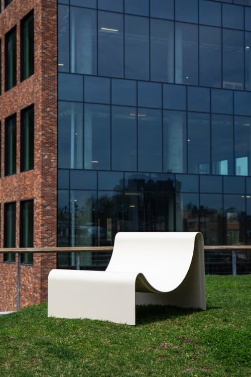 Knockabout Lounge Chair | Chairs by Asa Pingree | Inside/Out - The Vale Park in Brooklyn