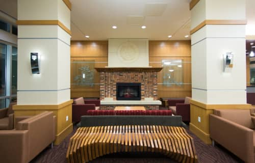 Custom LED Sconce   Sconces by ILEX Architectural Lighting   Texas A&M University in College Station