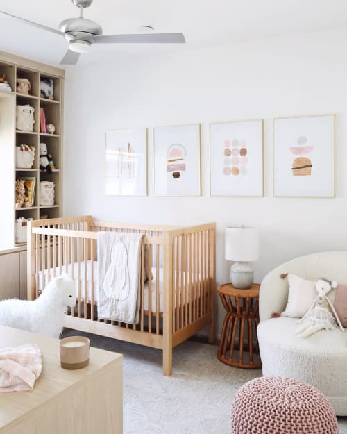 Art Prints   Art & Wall Decor by Crate & Barrel Kids   Anne Sage's Home in Los Angeles