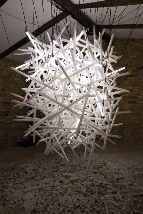 0=1 -expansion- | Public Sculptures by Hitoshi Kuriyama | Murano in Venice
