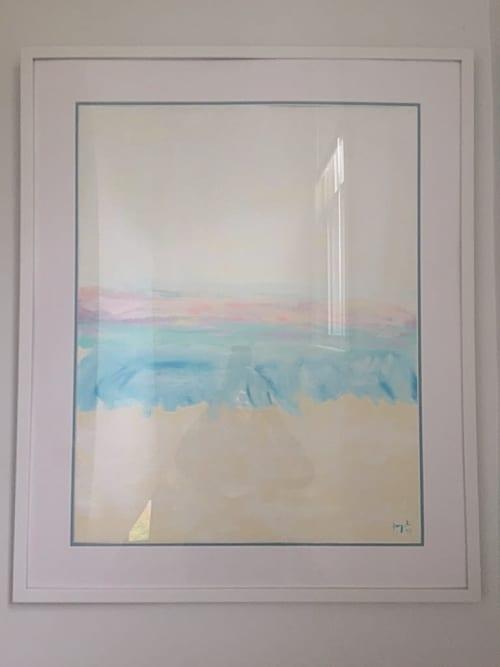 Amagansett | Paintings by Jacqueline deMontravel