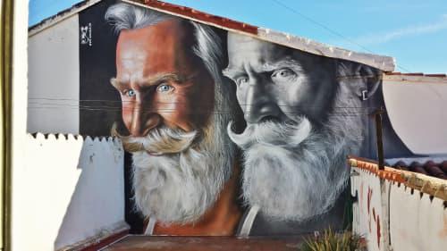 Doppelgänger | Murals by XOLAKA