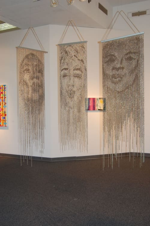 Ways of Making Abstraction   Sculptures by Beth Kamhi