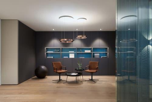 Office Munich, Wega | Interior Design by 1zu33 Architectural Brand Identity