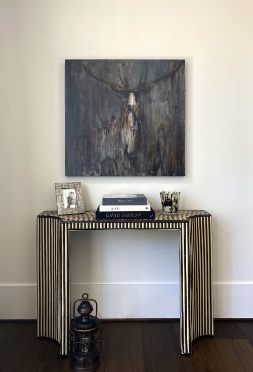 Territorial | Paintings by Jessica Whitley Studio