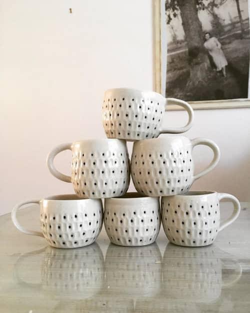 Ceramic mugs   Cups by Anna Bowie Ceramics